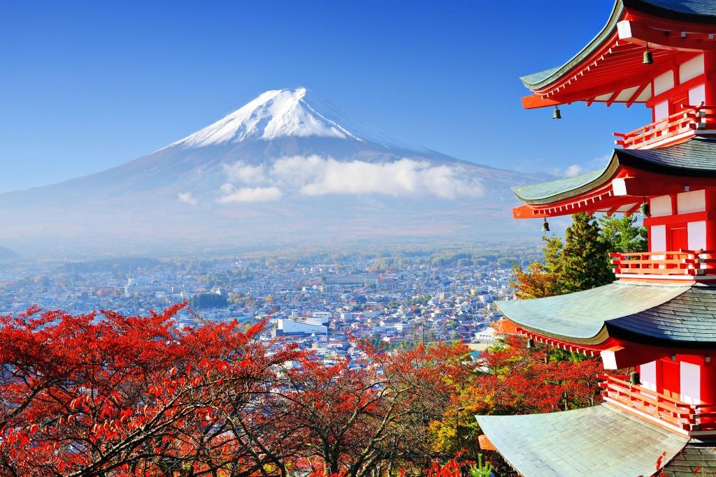 Tema della settimana Giappone